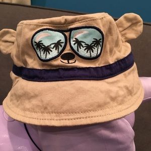 The Children's Place Bucket Hat with Bear Ears
